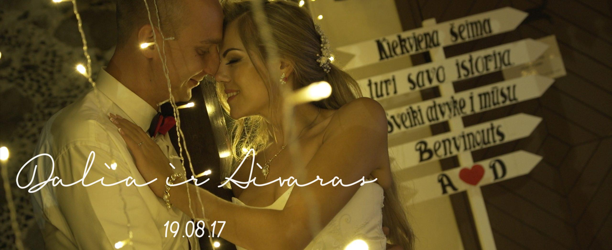 vestuviu filmuotojas
